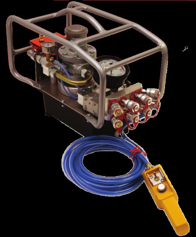 Hytorc HY-115 Pump